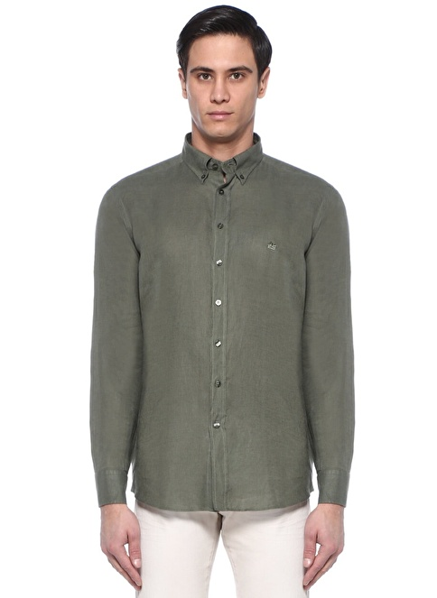 Etro Gömlek Yeşil